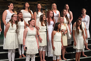 Lakeland Grace Academy Girls Choir